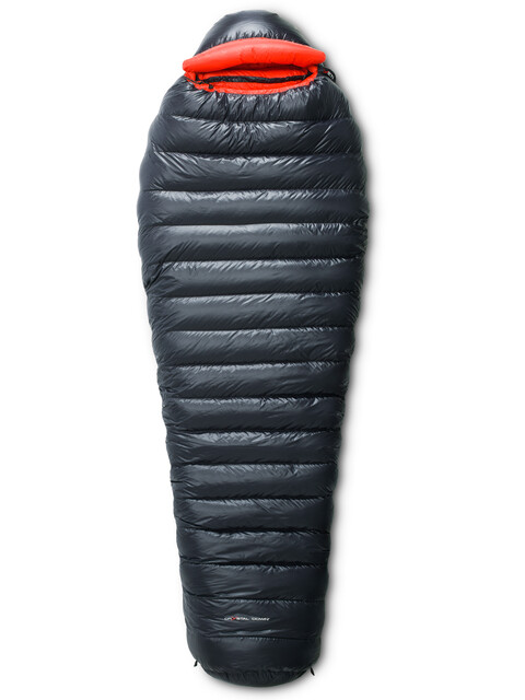 Yeti V.I.B. 800 Sleeping Bag XL black/red